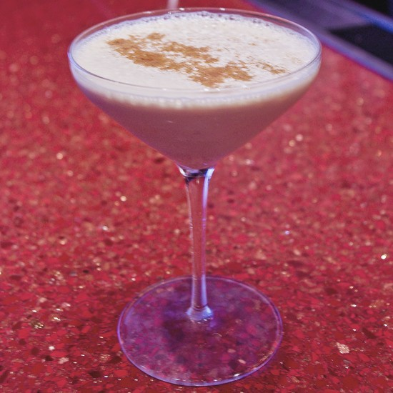 How do you like your martini? Howzabout chock-full o' chocolate? - ALISSA NELSON