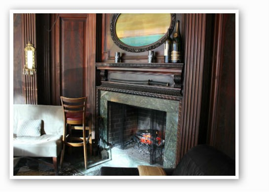 A warm cocktail by the fire, perhaps? | Zach Garrison