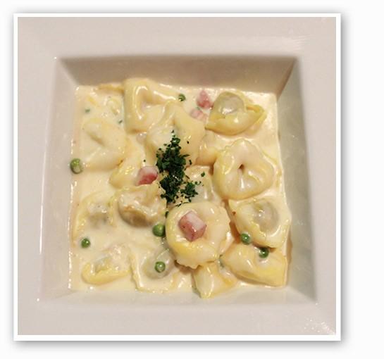 Tortellini at Vito's. | Zoe Kline