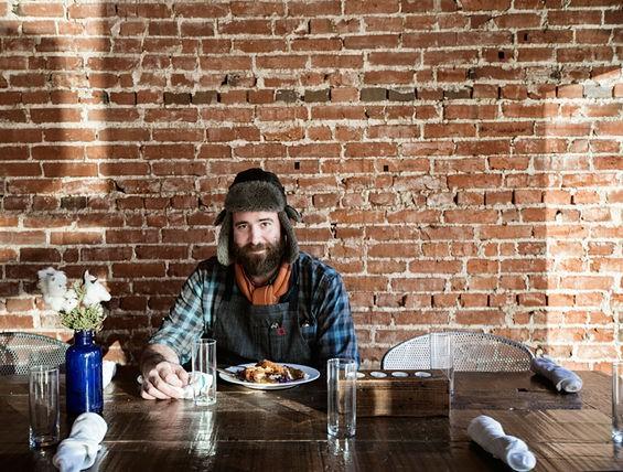 Juniper owner and executive chef John Perkins. | Jennifer Silverberg