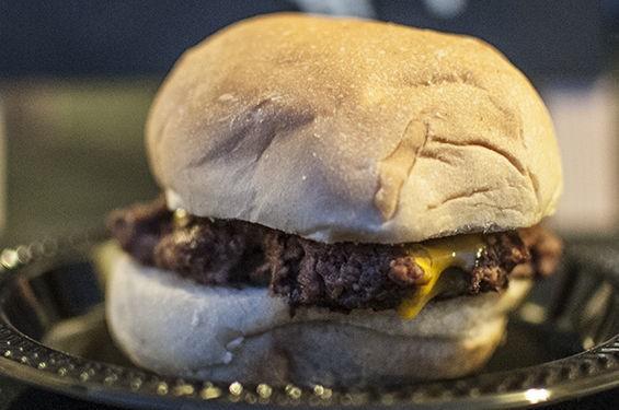 The cheeseburger at Bishop's Post.   Caroline Yoo