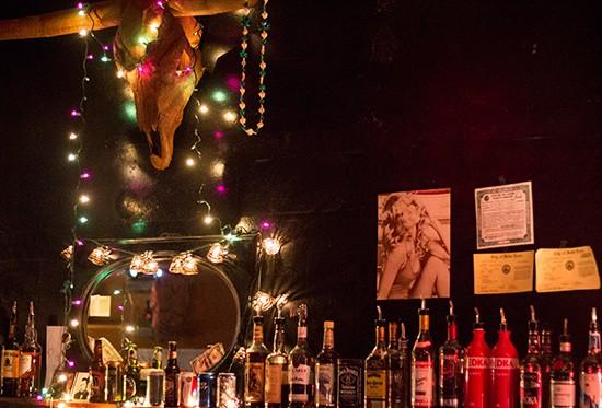 Los Punk, now open on Cherokee Street. - PHOTOS BY MABEL SUEN