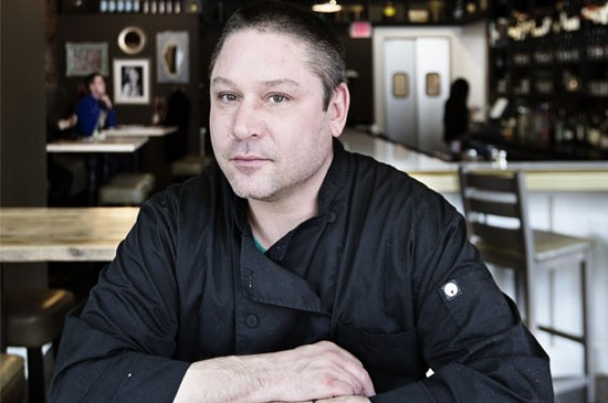 Chef Justin Haifley of Cucina Pazzo. | Jennifer Silverberg