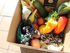 "A NeighborGood Foods ""Basket For One."" - MABEL SUEN"