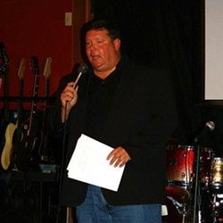 David Rispoli - CHURCH AT THE BAR FACEBOOK PAGE