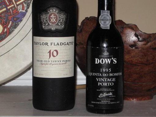 The two ports sampled for this week's column - DAVE NELSON