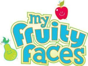 Hey kids! Let's eat some stickers! - MY FRUITY FACES
