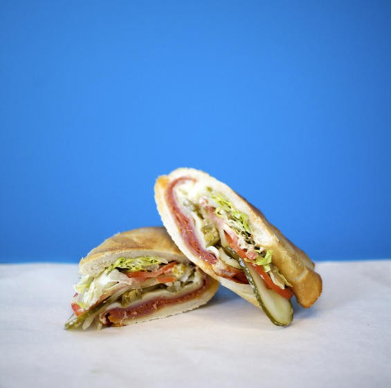 The Italian sandwich at Snarf's - JENNIFER SILVERBERG