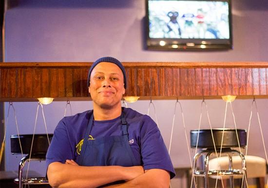Chef Leon Augustus Braxton Jr.