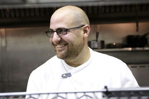 Vito Racanelli, owner and chef of Mad Tomato in Clayton   Jennifer Silverberg