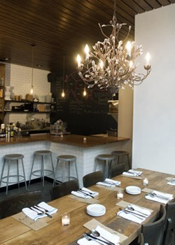 Taste by Niche's current digs. The new space will also feature a new owner. - JENNIFER SILVERBERG