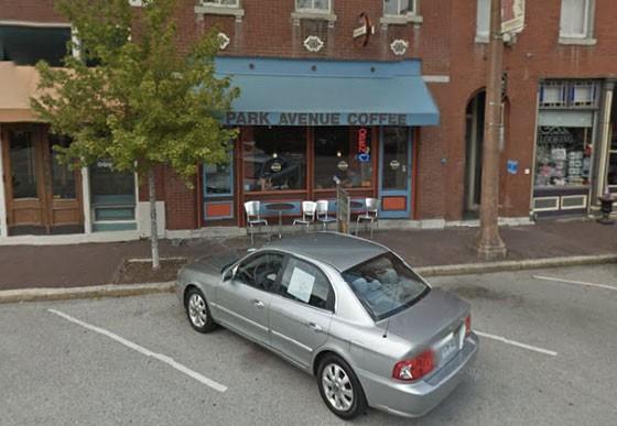 Park Avenue Coffee in Lafayette Square. | Google Street View