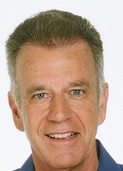 Food Talk STL host David Craig - VIA TWITTER