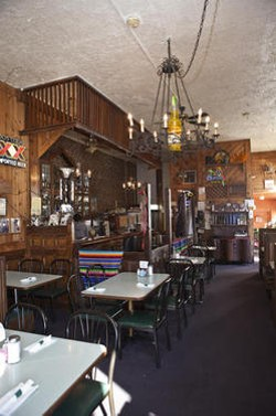 Arcelia's on Park Avenue as it appeared before closing in 2010. - LAURA MILLER