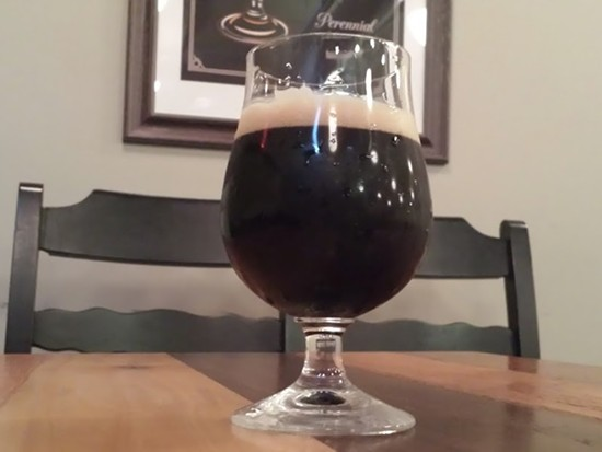 Salted Belgian Chocolate Stout - RICHARD HAEGELE