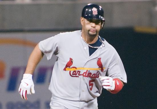 Albert Pujols might be running out on us, but Pujols 5 could still survive! - IMAGE VIA