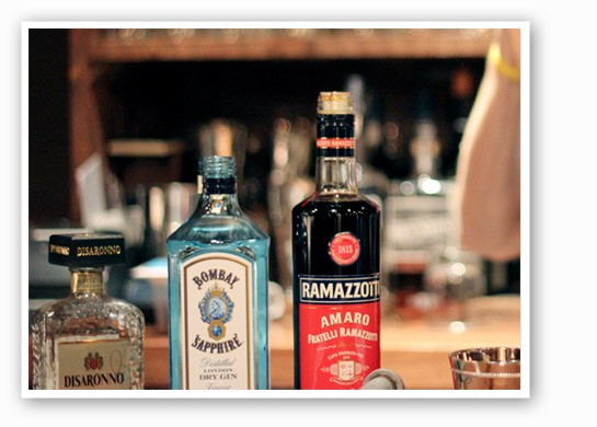 Bombay Sapphire is the main ingredient. | Nancy Stiles