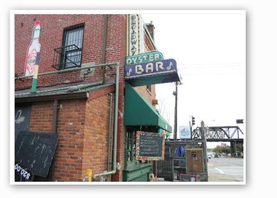 Welcome to Broadway Oyster Bar. | Zach Garrison
