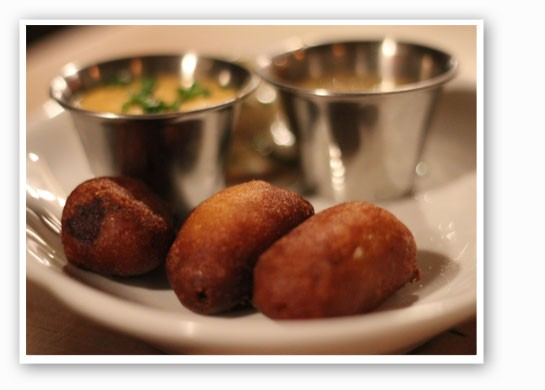 Corn dogs! All the rage. | Nancy Stiles