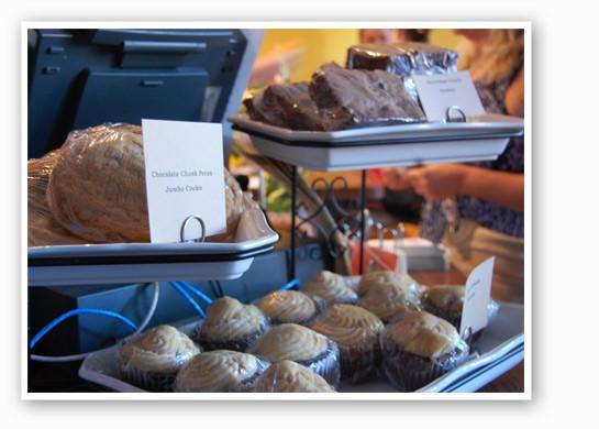 Homemade cookies, brownies and cupcakes. | Nancy Stiles