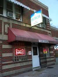 NOT the Webster Groves sports bar. - ROBIN WHEELER