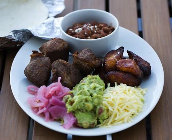 Carnitas at Vida Mexican Kitchen y Cantina - JENNIFER SILVERBERG