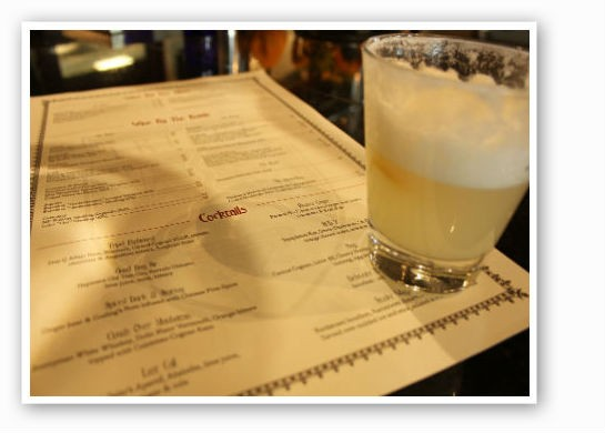 A lot of darn good drinks on the menu. | Zach Garrison