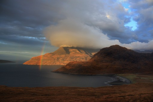 This is Skye, near where Talisker is made. But not all single malts are made in Scotland. - IMAGE CREDIT