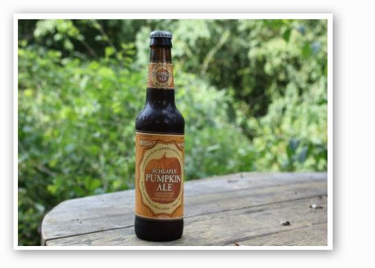 Schlafly's famous pumpkin ale. | Pat Kohm