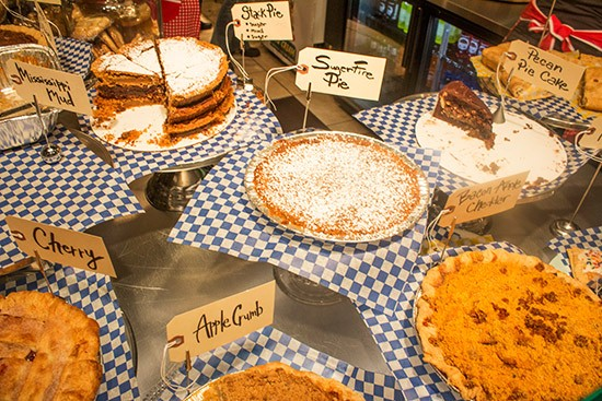 Pies galore at Sugarfire Pie. | Mabel Suen