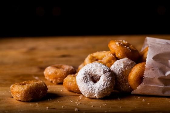 MINI DONUTS, ETC.'S FAMOUS MINI DOUGHNUTS | JONATHAN GAYMAN