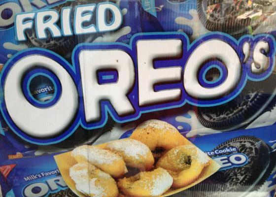 FRIED OREOS   CREAMY RICH