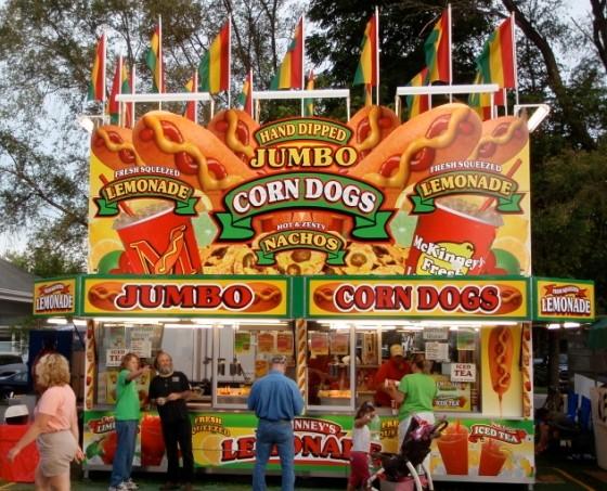 CORN DOGS   MCKINNEY FOOD SERVICES