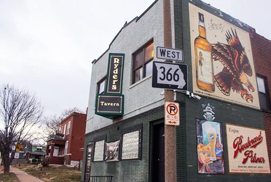Ryder's Tavern   Mabel Suen