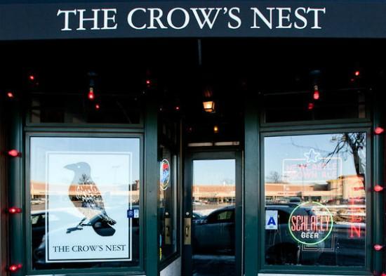Crow's Nest   Jennifer Silverberg
