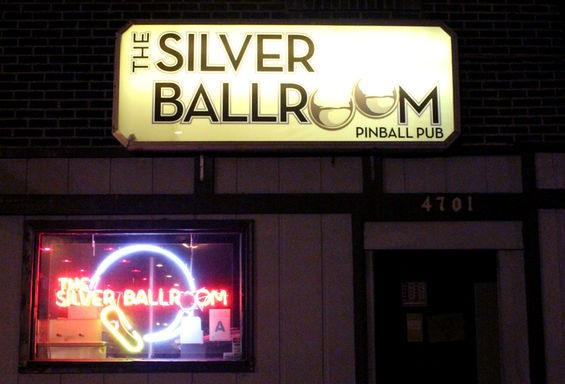 The Silver Ballroom   Mabel Suen