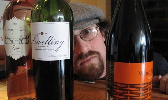 Jeff Stettner, owner of 33 Wine Shop & Tasting Bar - DAVE NELSON