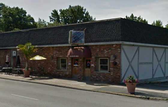 The former Graham's Grill.   Google Street View