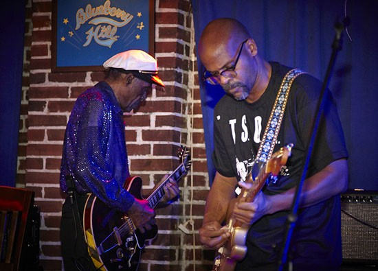 Photos: Chuck Berry Last Night at Blueberry Hill, 10/9/13 | Page 2