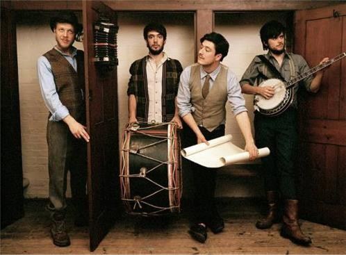 Mumford and Sons blew up faster than a barn housing a meth lab, and now the Anglo-folksters are commanding $35 at the door. Don't make the same mistake you made with Florence and the Machine, this show will sell out before you can say hoe-down. At the Pageant June 5.