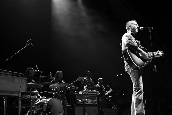 JJ Grey and Mofro at the Pageant - NATE BURRELL/KDHX