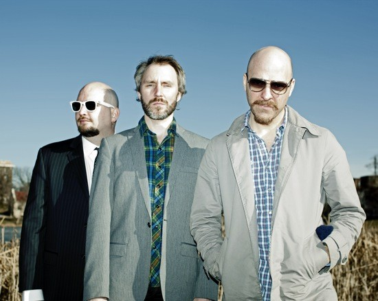 The Bad Plus returns to Jazz at the Bistro for a four-day stint in early January. - PHOTO BY CAMERON WITTIG