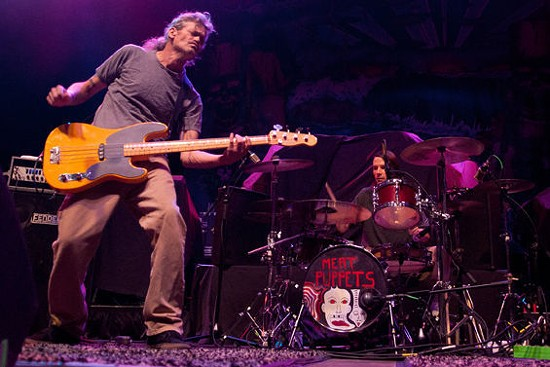 Meat Puppets - Tuesday, October 21 @ Blueberry Hill. - JON GITCHOFF FOR RFT