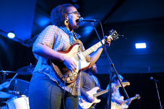 Alabama Shakes at Old Rock House in December - KHOLOOD EID