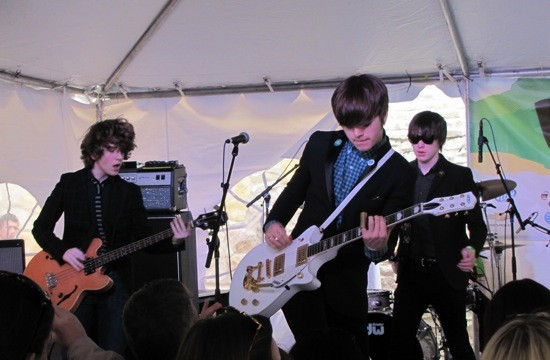 The Strypes - DANA PLONKA