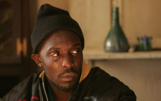 Michael K. Williams - shown in the above photo portraying Omar Little on The Wire - is slated to star as Wu Tang Clan member Ol' Dirty Bastard in an upcoming biographical film.
