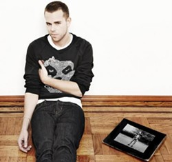 M83's Anthony Gonzales.