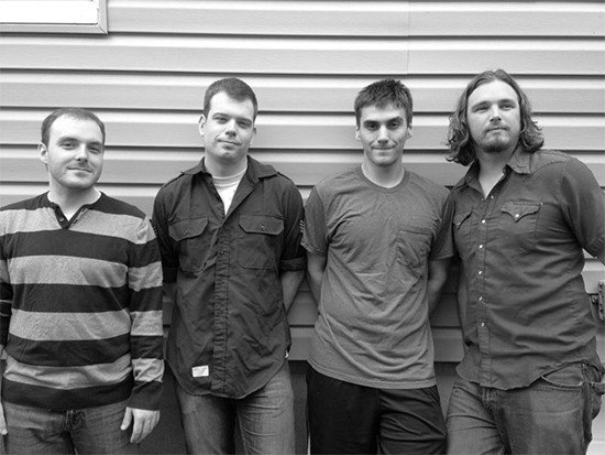 Pirate Signal EP Release - Saturday, November 16 @ The Demo - PRESS PHOTO