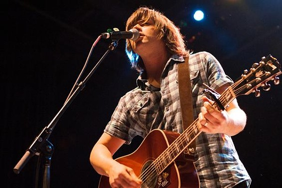 Rhett Miller of Old 97's - JON GITCHOFF