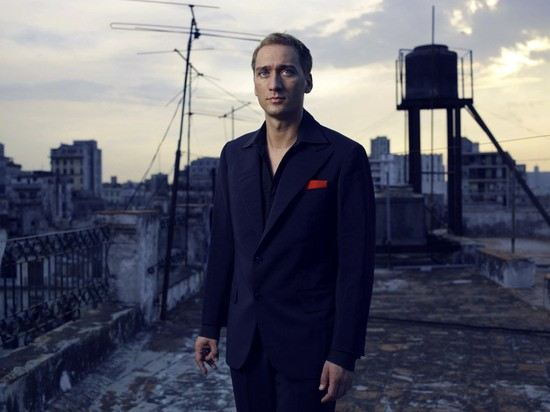 Paul van Dyk - Friday @ Europe Nightclub
